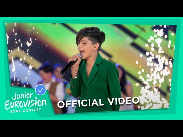 L.E.V.O.N - L.E.V.O.N - Armenia 🇦🇲 - Official Video - Junior Eurovision 2018