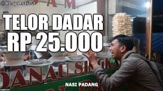 Download PARODY Bule Kvitland - Nasi Padang Mp3