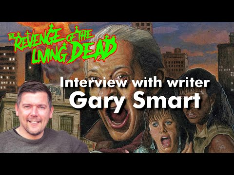 Return Of The Living Dead, Revenge Of The Living Dead And Don Calfa With Gary Smart