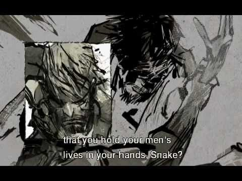Metal Gear Solid: Portable Ops - Full Story version (Part 14 Recruit Python)