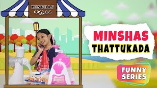 Minsha's തട്ടുകട   Funny series   Minshasworld