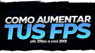 COMO AUMENTAR FPS EN LOL 2020 O JUGAR CON UNA TOSTADORA LOL  200 FPS MAXIMA CALIDAD