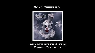 Saltatio Mortis - Zirkus Zeitgeist - Trinklied (Preview)