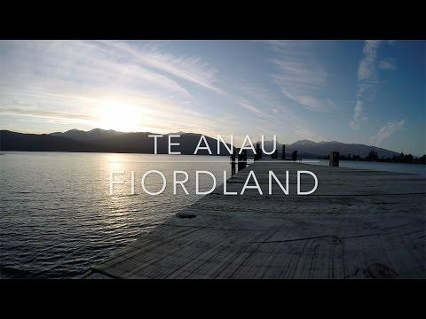 Te Anau New Zealand Time lapse