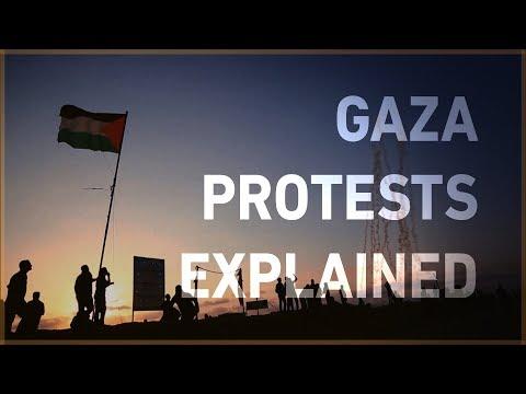 🇵🇸 Gaza's Protests Explained | Al Jazeera English