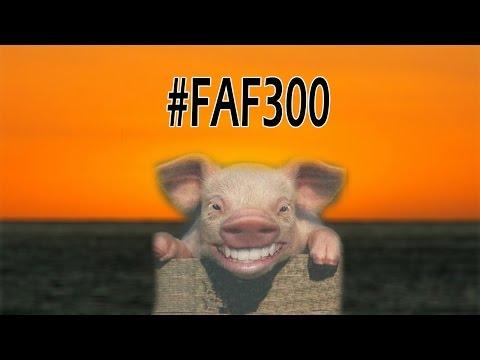 Karaoke e aleatoriedades #FaF300
