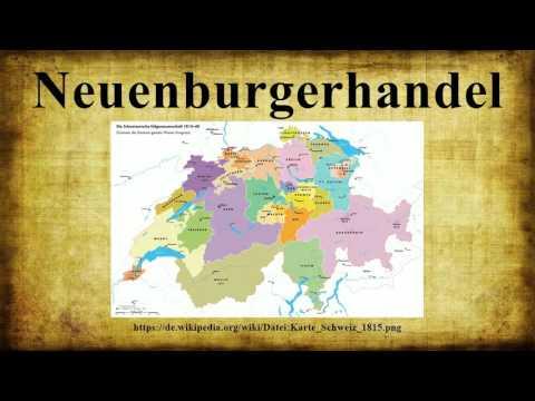Neuenburgerhandel