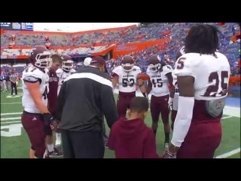 Mic'd Up: Eastern Kentucky University At Florida - YouTube