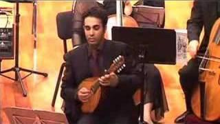 Vivaldi Concerto for Mandolin in D( Lute RV 93 ) 3. Movement