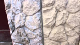 Действие НаноГидроСтоп на фасадном камне(, 2014-01-19T11:58:21.000Z)