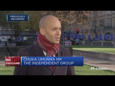 British politicians failing to lead UK through Brexit, lawmaker says   Squawk Box Europe