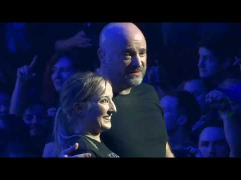 Dana McKenzie - Concert Mosh Pit Roughs Up Female Fan; Disturbed Singer Steps In (Watch)