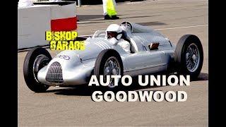 Audi e-tron Concept - 1936 Auto Union Type C Grand Prix car Videos