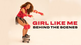 Shakira \u0026 Black Eyed Peas: Girl Like Me (Official BTS Video)