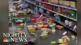 California Residents Wondered If Today's Earthquake Was 'The Big One' | NBC Nightly News