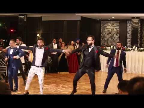 Best Indian Wedding Reception Bollywood Style Performance 2018