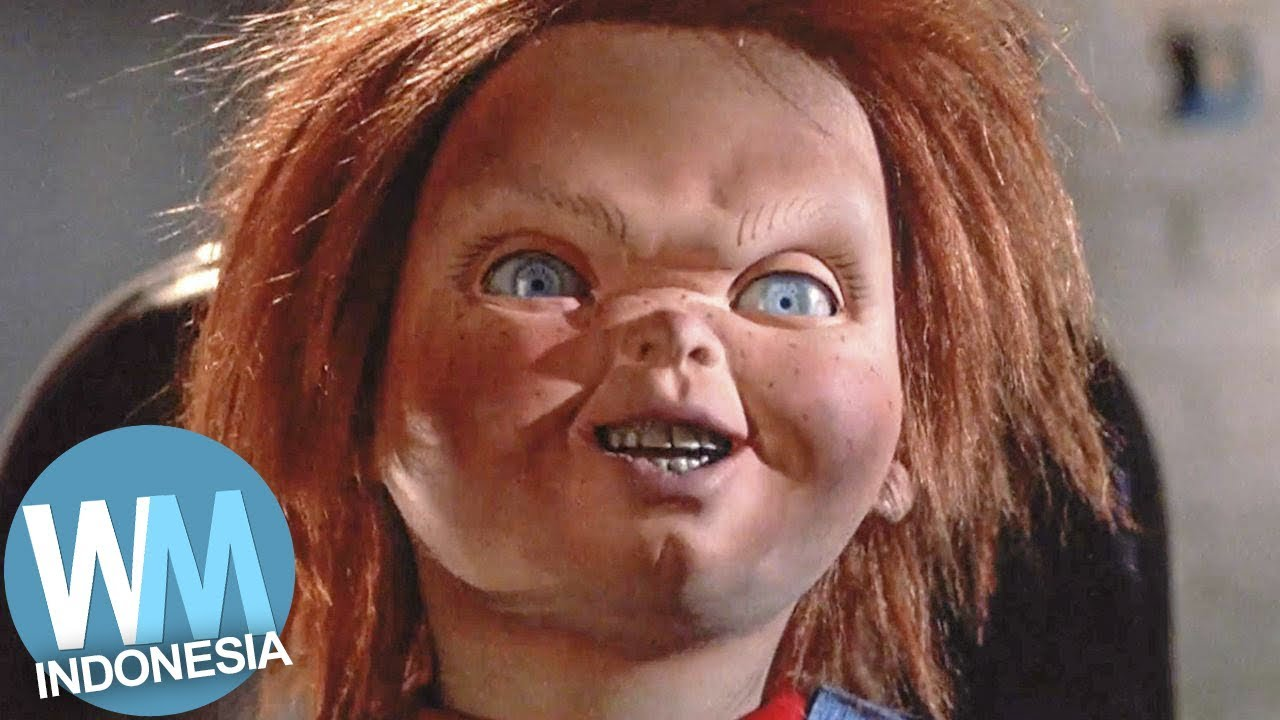Hi I M Chucky Daftar 10 Momen Terseram Dari Chucky Youtube