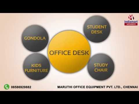 Office & Institutional Furniture By Maruthi Office Equipment Pvt. Ltd., Chennai