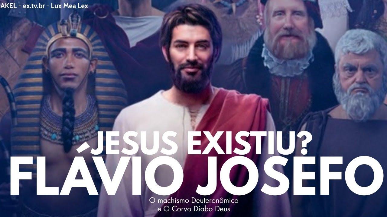 📔 Flávio Josefo provou que JESUS NÃO EXISTIU? | Os Corvos de Querite