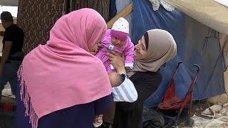 Что ждет новорожденных детей беженцев в Греции? - world