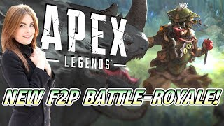 Apex Legends | First time playing!