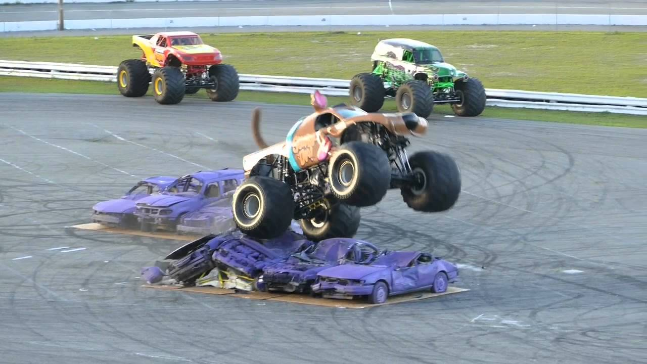 Monster Jam At Mb Sdway You