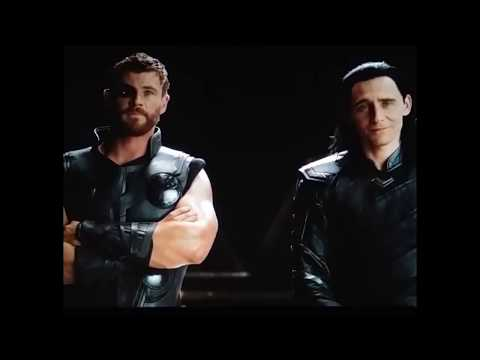 Thor: Ragnarok Post Credits Scene (Mid Credit)- THANOS' SHIP