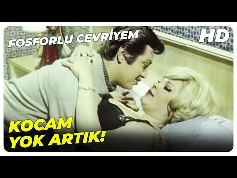 Fosforlu Cevriyem | Müveyre, Yeni Sevgilisini Eve Alıyor | Türk Filmi