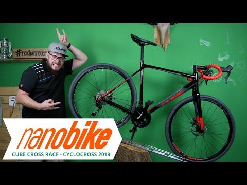 Cube Cross Race Cyclocross Bike 2019 | Review