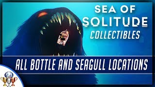 Sea of Solitude Collectible Guide - All Message in a Bottles and Seagull Locations