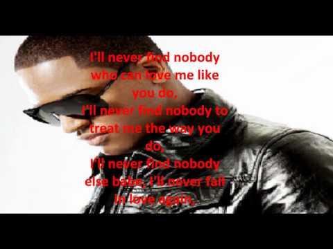 Taio Cruz - I`ll Never Love Again (Lyrics on Screen)
