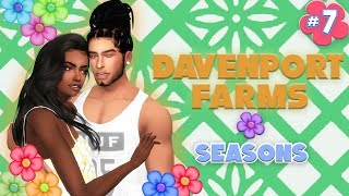 💐The Sims 4 Seasons💐Davenport Farms💐#7 Wheww Chile...the glitches