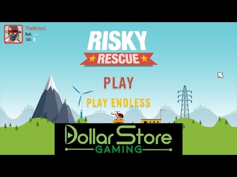 Risky Rescue - Dollar Store Gaming |