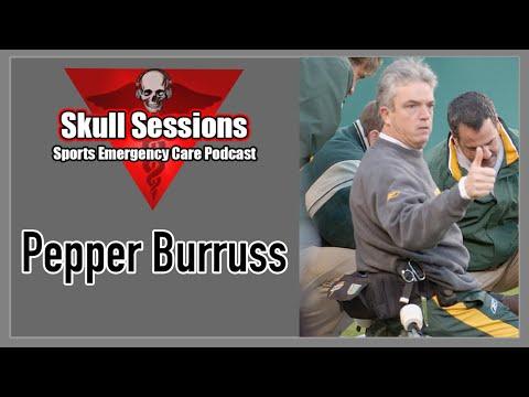 Pepper Burruss - Skull Sessions Podcast #8