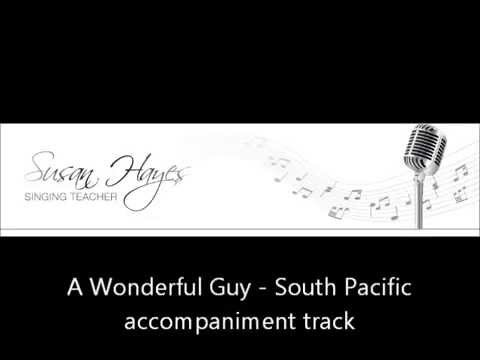 A Wonderful Guy (rehearsal track)