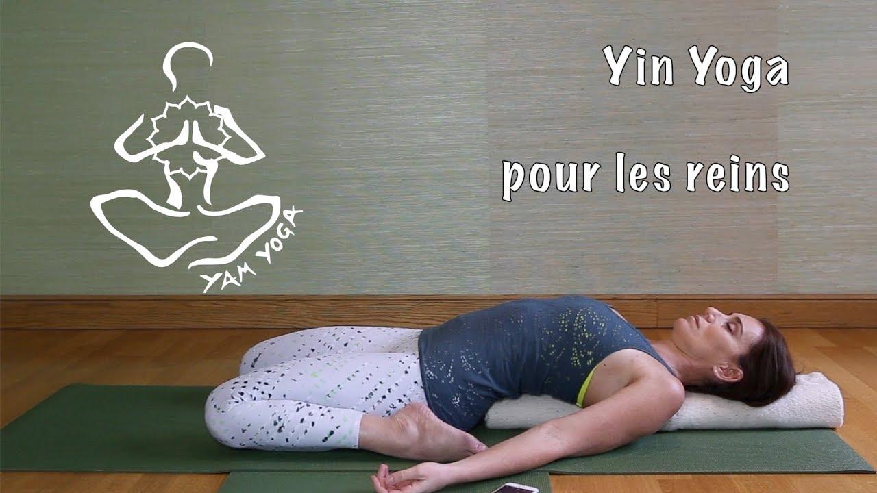 ❤️ Pratique 49 - yin yoga pour les reins