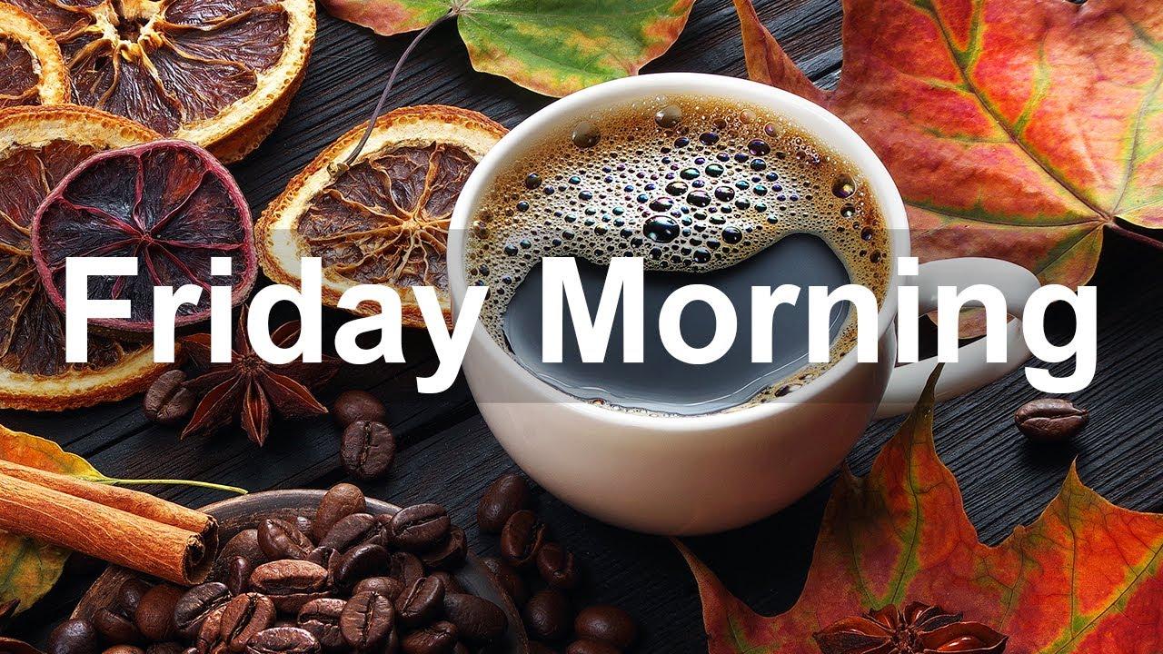 Friday Morning Jazz - Autumn Bossa Nova & Jazz Music Vibes