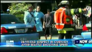 Gun-Control-Utopian Seattle: Campus Shooting Leaves One Dead, Three Injured