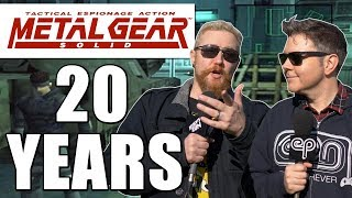 METAL GEAR SOLID 20TH ANNIVERSARY - Happy Console Gamer
