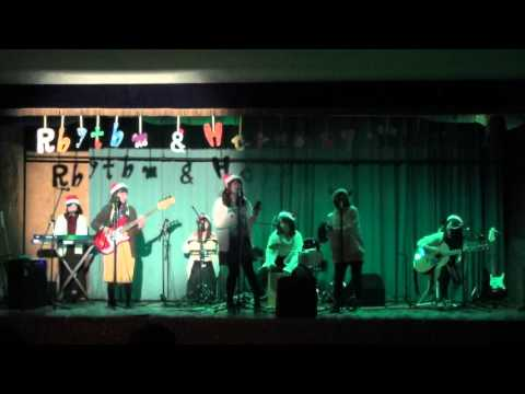 Rhythm&Harmony Pop Up!/Goose house (cover)【Winter Live2015】
