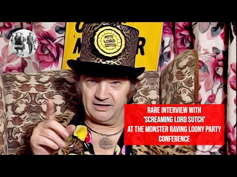 Monster Raving Loony Party Conference