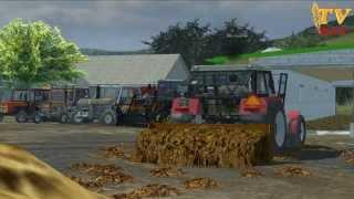 Farming Simulator 2013 Multiplayer Dzień z Pracy Rolnika - 2014 - Polskie Maszyny
