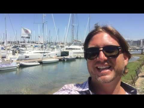 August News Letter for Ian Van Tuyl at Cruising Yachts