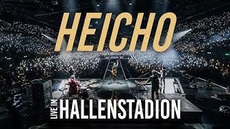 HECHT - Heicho - Live im Hallenstadion