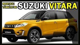 Makyajlanan Yeni Suzuki Vitara Türkiye'de – 2020 İncelemesi