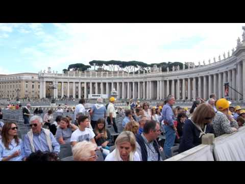 Vatican -St Peter's square