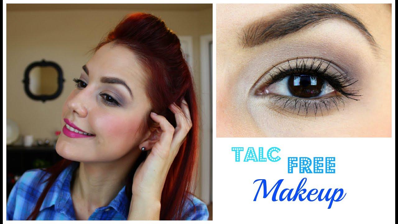talc free eyeshadow