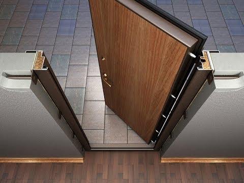 Как делают железные двери | XDVERI.COM