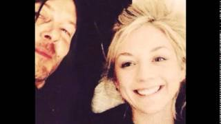 The Walking Dead's Norman Reedus, Emily Kinney Are Dating