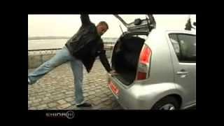 Тест драйв Daihatsu Sirion ч.1